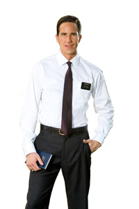 Be a successful mormon missionary